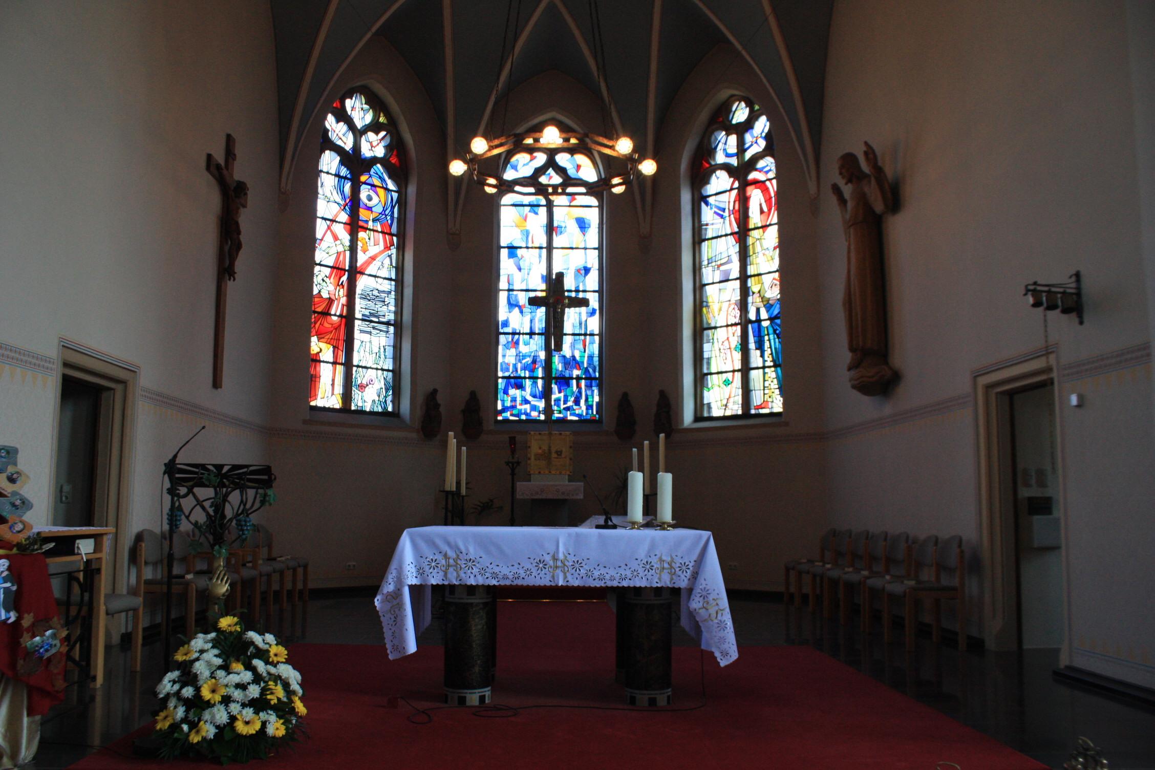 Pfarrfest in St. Martin Oberzier am 06. Mai 2018