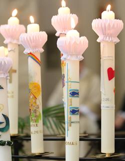 Einladung zum Elternabend für die Erstkommunion 2014