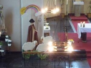 Kommunionkinder St. Martin Oberzier 2014