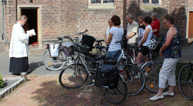 Radwallfahrt nach Aachen