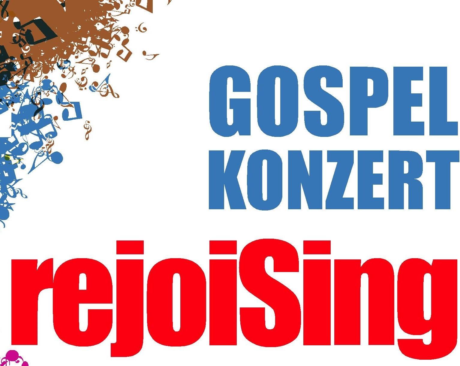 Herzliche Einladung zum Gospel-Konzert am 11. November