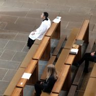 Wieder Gottesdienste ab Juni in St. Martin
